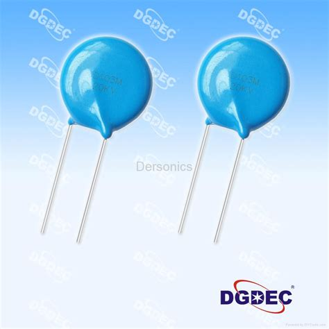 capacitor 103 pf ceramic capacitor 103pf 20kv with ul vde rohs cc y5v23 dersonic china manufacturer