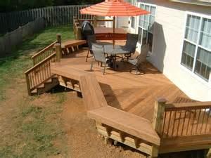 custom decks custom decks design construction chattanooga tn