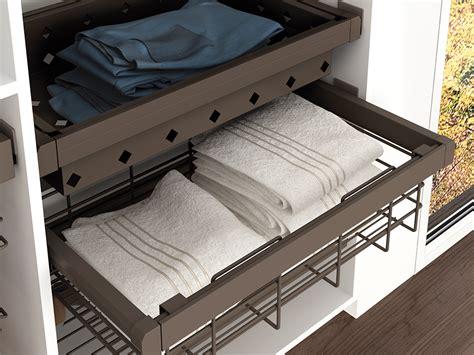 cassetti per armadio cassetti metallici accessori per interni degli armadi