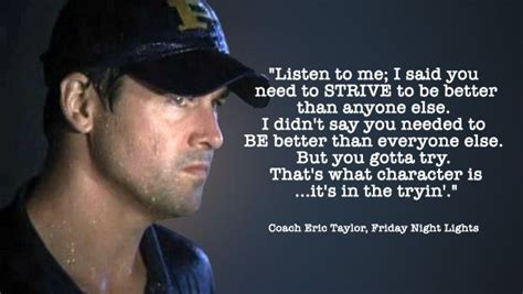 Friday Lights Quote by Friday Lights Inspirational Quotes Quotesgram
