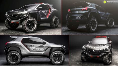 peugeot 2008 dkr dakar buggy wallpaper 1132366