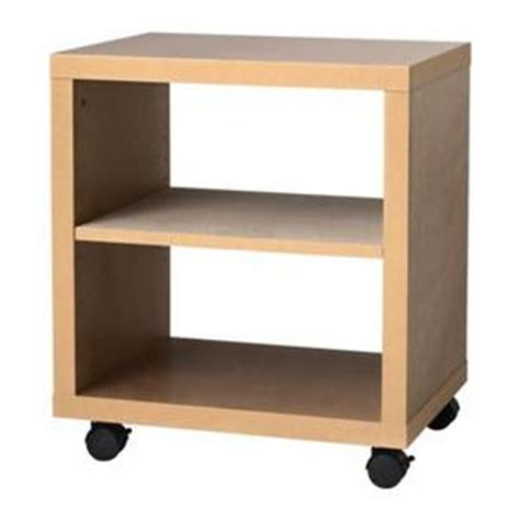 bedside table on wheels ikea bedside table with castors wheels pair rrp 95