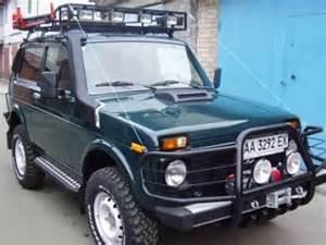 Lada Niva Tuning 1029 Lada Niva 4x4 2121 Tuning Russian Cars