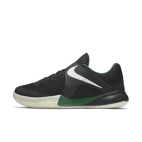wedges isazia black nike zoom live pe isaiah s basketball shoe in