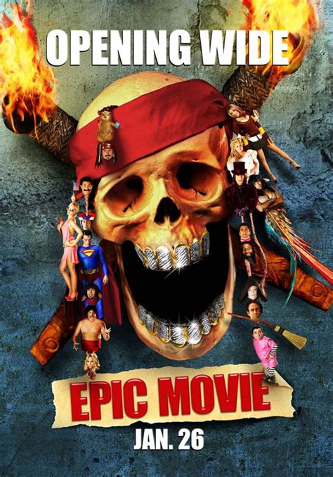film like epic movie epic movie 2007 poster 1 trailer addict