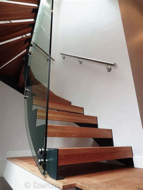 fancy staircase fancy modern wooden staircase design with glass divider