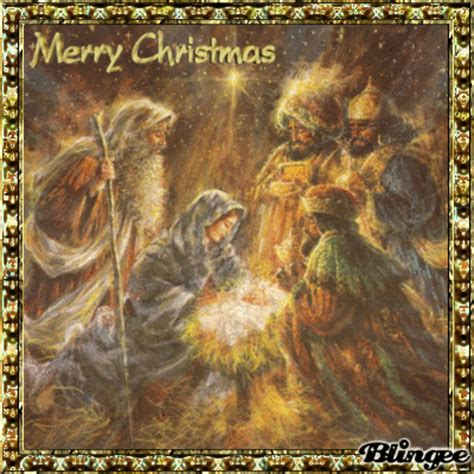 merry christmasbirth  jesus picture  blingeecom