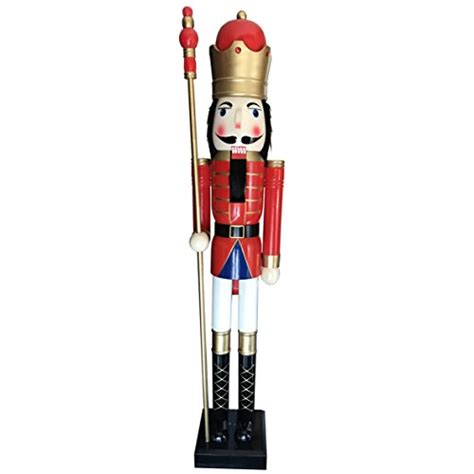 6 grand nutcracker large outdoor nutcracker decoration size nutcracker decorations