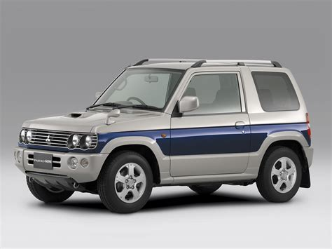 mitsubishi mini 1998 mitsubishi pajero mini related infomation
