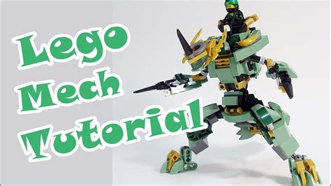 lego dragon tutorial lego ninjago set 70612 alternate build shinryu dragon mech