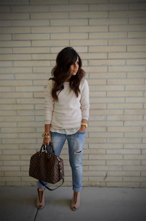 ideas para decorar jeans rotos outfits con jeans rotos 14 curso de organizacion del