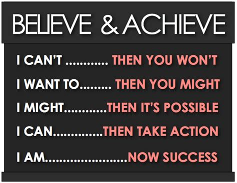 Believe And Achieve The World S Most Motivational Quotes believe achieve succeed quotes quotesgram