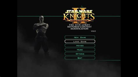 How To Install Kotor Mods Steam | how to install tslrcm steam version video the sith