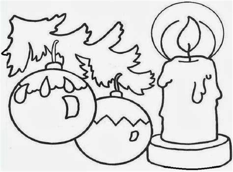 candele natalizie da colorare sauvage27 candele di natale disegni da colorare