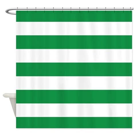 green and white shower curtain green and white stripe shower curtain by inspirationzstore
