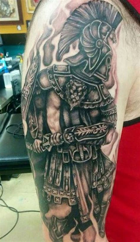 gladiator tattoos great gladiator pictures tattooimages biz