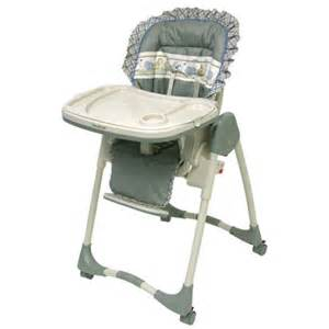 High chair white leatherette high chair tan leatherette high chair