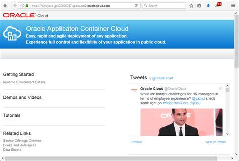 docker weblogic tutorial arnes tech stuff oracle cloud create docker container