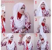 Tutorial Cara Memakai Jilbab Segi Empat  Newhairstylesformen2014com