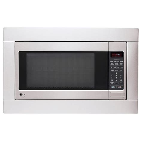 Daftar Microwave Oven Lg mk2030f lg appliances 30 quot built in trim kit for lcrt2010st