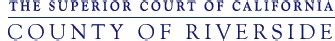 Superior Court Of Riverside Search The Superior Court Of California County Of Riverside