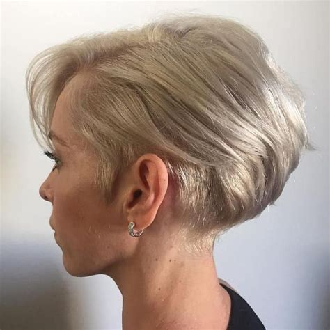 baby fine hair styles back 12973 best back view assym bobs images on pinterest