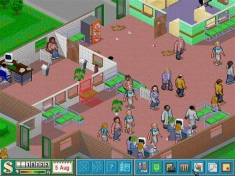 theme hospital making money about theme hospital theme hospital by bullfrog