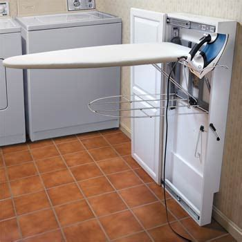stow away ironing board cabinet stow away ironing board and cabinet better home