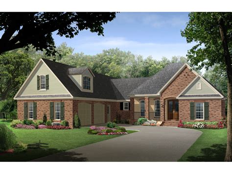 house plans with garage in front regency cove traditional home plan 077d 0151 house plans