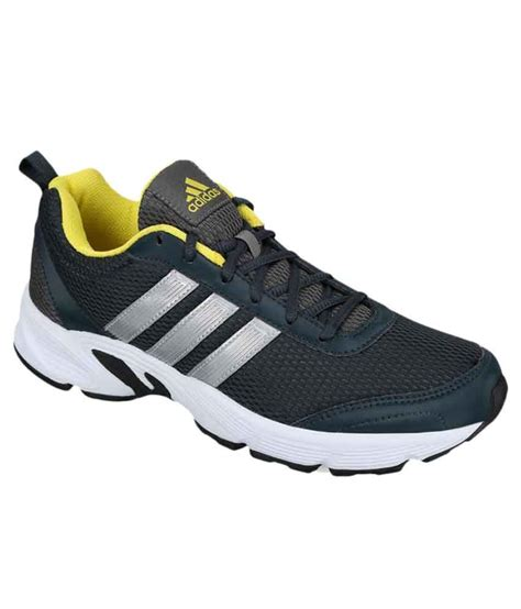 adidas black sports shoes price in india buy adidas black
