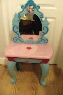 Frozen Vanity Table Frozen Vanity Table 163 10 00 Picclick Uk