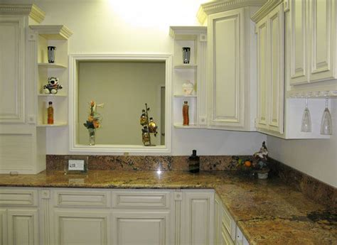 antiqued white kitchen cabinets antique white kitchen cabinets home design traditional