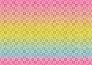 Yellow With Pink Polka Dots by Free Polka Dots And Squares Tileable Twitter Background