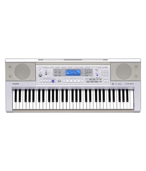 Keyboard Casio 7 Oktaf casio ctk 810in electronic keyboard buy casio ctk 810in
