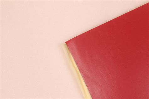 upholstery fabric foam sle of red marine vinyl upholstery fabric laminated on