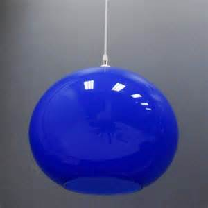 hanging globe light fixture vistosi hanging blue murano glass globe light fixture