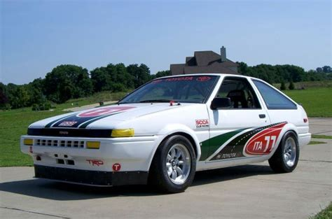1985 Toyota Corolla Gt S Bat Exclusive 1985 Toyota Corolla Gt S Racer Bring A