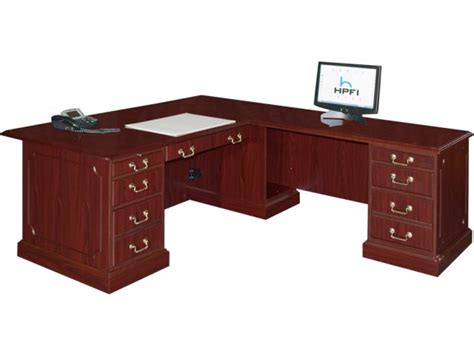 large l desk bedford l shaped office desk r return large bed 3048r