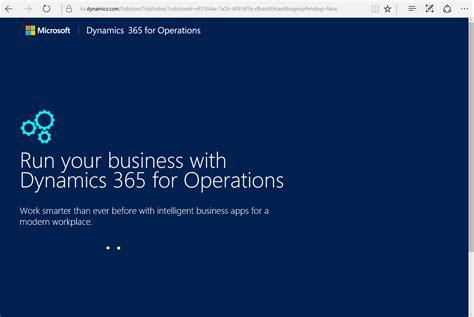 dynamics   operations