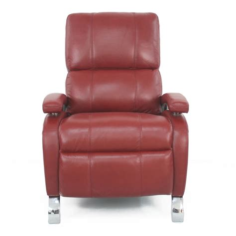 red leather reclining chair red leather club chair recliner chairs seating
