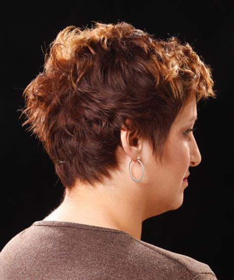 short haircuts women over 50 back of head back view of head of short haircuts for women over 50