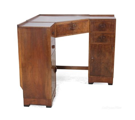 Art Deco Corner Desk And Chair By Heals Antiques Atlas Corner Desk With Chair