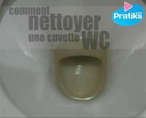 Nettoyer Une Ardoise Blanche by Comment Nettoyer Une Cuvette De Wc Entartr 233 E Comment
