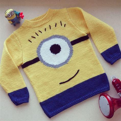 minion jumper knitting pattern из новенького ru knitting