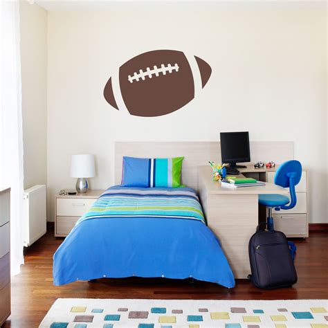 wall stickers football football wall decals vinyl wall decal sticker football lineup 5086 stickerbrand wall
