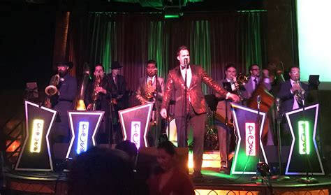 swing dance la review phat cat swinger plays to a packed house at the
