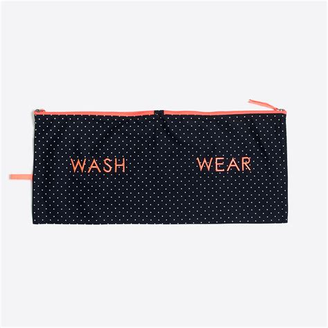 wash and wear wash and wear travel pouch factorywomen home gifts