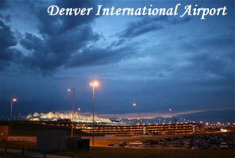 car rental denver airport dollar car rental locations