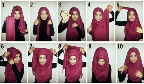 step by step abaya styles latest and new hijab style step by step tutorials of 2016