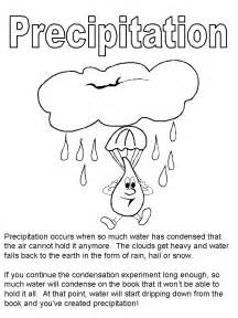 water cycle coloring page water cycle activity sheets